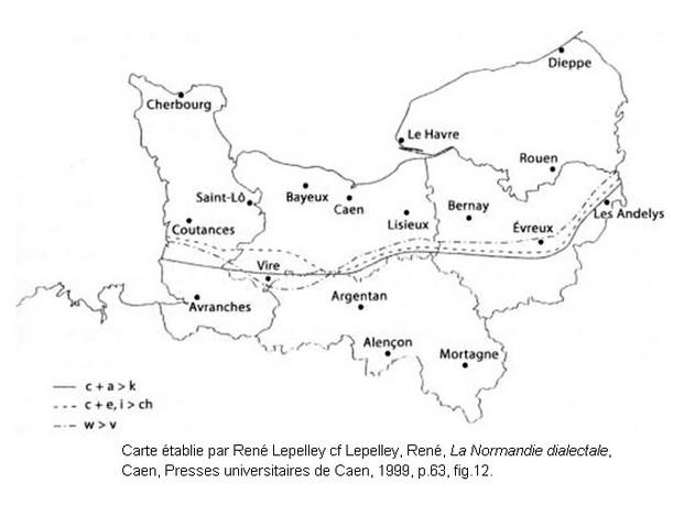 Carte de la ligne Joret