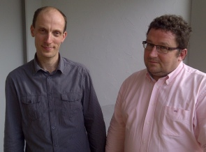 Christophe Maillard et Pierre Statius