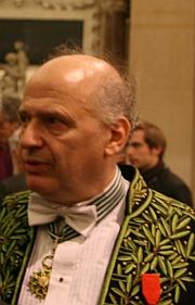 Laurent Petitgirard, Président de l'Académie des beaux-arts, 16 novembre 2011