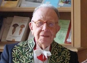 Roland Drago (1923-2009), de l'Académie des sciences morales et politiques, ancien président de l'Académie en 2000