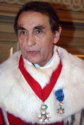 Bruno Cotte, de l'Académie des sciences morales et politiques