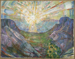 Le Soleil, 1910-13 Huile sur toile 162 x 205 cm