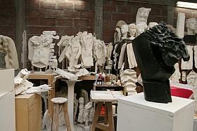 Atelier de Claude Abeille