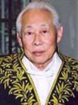 Zao Wou-ki, de l'Académie des beaux-arts