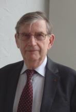 Philippe Contamine, de l'Académie des inscriptions et belles-lettres