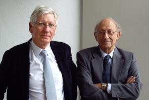 Dominique Franco et Henri Bismuth, de gauche à droite