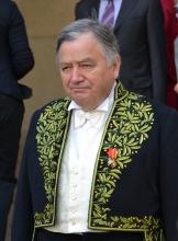 Jean-Pierre Mahé, de l'Académie des inscriptions et belles-lettres
