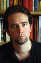 Michael Paraire,  directeur des Éditions de l'Épervier