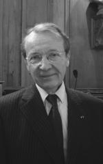 Michel Pébereau, de l'Académie des sciences morales et politiques