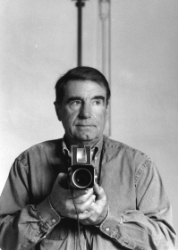 Autoportrait de Louis Monier