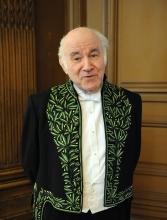 Pierre Rosenberg, de l'Académie française a prononcé, cette année 2011, le traditionnel discours sur la vertu