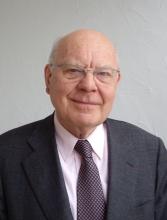 André Vauchez, président de l'Académie des inscriptions et belles-lettres