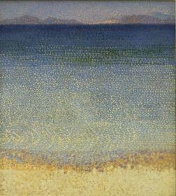 Henri Edmond Cross Les îles d'or 1891-1892