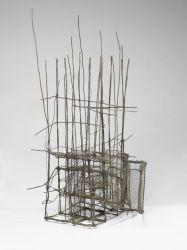 Étienne-Martin, Dessin fil de fer (Étude pour la Demeure I), 1958-1960