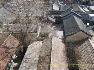 Vue d'Hutong