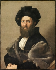 Balthazar Castiglione (1478-1529), par Raphaël