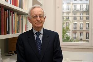 Michaël Edwards, professeur au Collège de France
