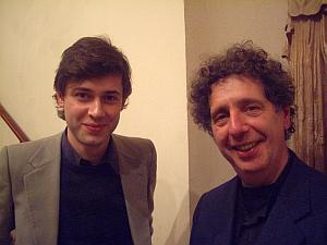 Michaël Levinas et Maxime Pascal, 4 janvier 2012, Canal Académie