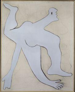 Pablo Picasso, Femme acrobate, 1930