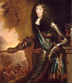 Le Grand Condé par Justus van Egmont