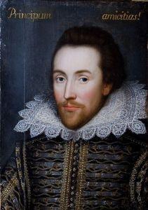 Portrait de Shakespeare (dit portrait «Cobbe») dévoilé en mars 2009
