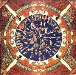 L'original du zodiaque de Dendérah a été redécouvert par la France (grâce au général Desaix qui l'a ramené en 1821 de l'expédition d'Egypte). L'académicien Champollion démontrera qu'il date de -50 avant J.C. et non de l'époque du Nouvel Empire