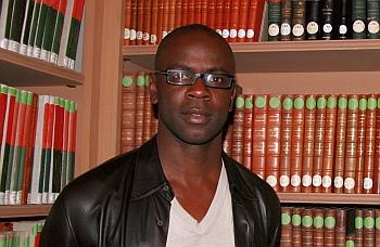 Lilian Thuram, Bibliothèque de l'Institut de France, 10 janvier 2012