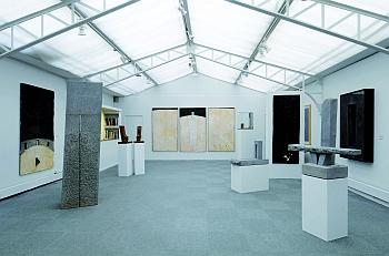 Galerie Jeanne Bucher, Exposition des sculptures de Jean-Paul Philippe, mars 2012