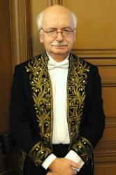 Erik Orsenna, de l'Académie française