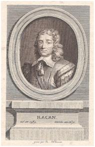 Honorat de BUEIL, seigneur (dit  marquis) de RACAN(1589-1670