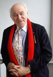Pierre Rosenberg, de l'Académie française