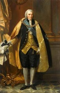 Louis François Armand de Vigneron du Plessis, duc de Richelieu (1696-1788)