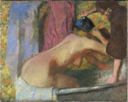 Femme au bain, 1893-1898