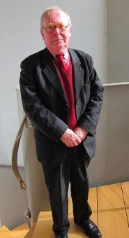 Guy Verron à Canal Académie