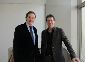 Christian Saint-Etienne et Nicolas Bouzou