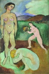 Le Luxe I Collioure, Eté 1907