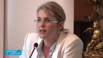 Leili Anvar,chercheuse et maître de conférences en langue et littérature persane