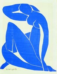 Nu bleu III (1952)