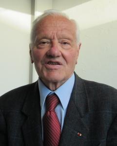 Pierre Mazeaud, de l'Académie des sciences morales et politiques
