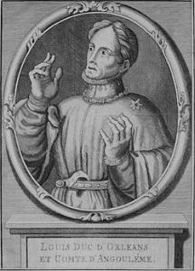 Louis Ier d'Orléans (1372-1407), duc d'Orléans et chef du parti des Armagnacs