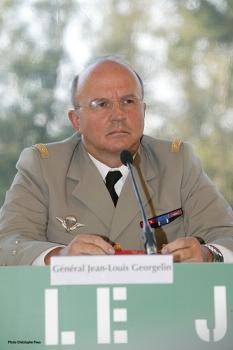 Le général d'armée Jean-Louis Georgelin