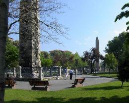 L'hippodrome de Constantinople aujourd'hui