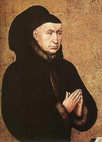 Nicolas Rolin peint par Rogier Van der Weyden