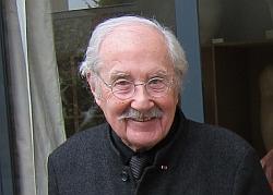 Claude Parent, Fondation Arp, 5 avril 2012