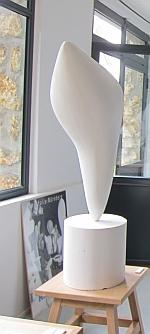 Oeuvre de Arp, Fondation Jean Arp, Clamart, 5 avril 2012