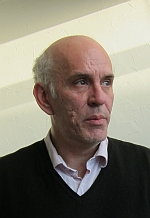 Pierre-Édouard, sculpteur au sein de l'Académie des Beaux-arts, Canal Académie, mars 2012