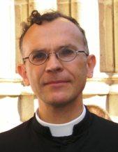 Le Père Eric Iborra