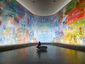 La Fée électricité de Raoul Dufy, au Musée d'art moderne de la Ville de Paris