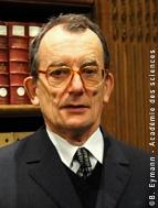 Ghislain de Marsily, de l'Académie des sciences