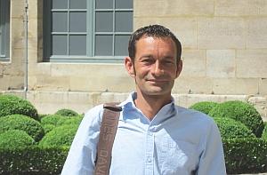 Benoît Meyer, auteur du Dictionnaire du football